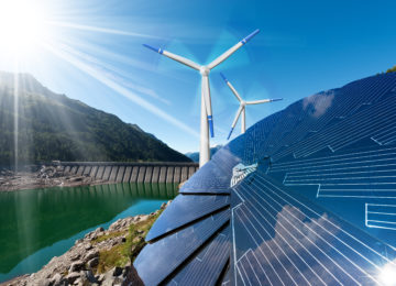 Energy policy: strengthening alternative energies, reducing fossil fuels
